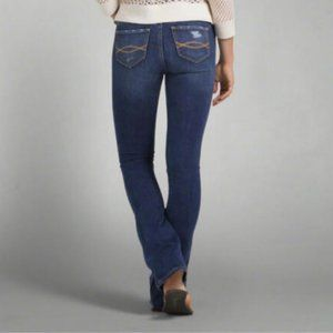 Abercrombie and Fitch 8L Jean's Emma straight